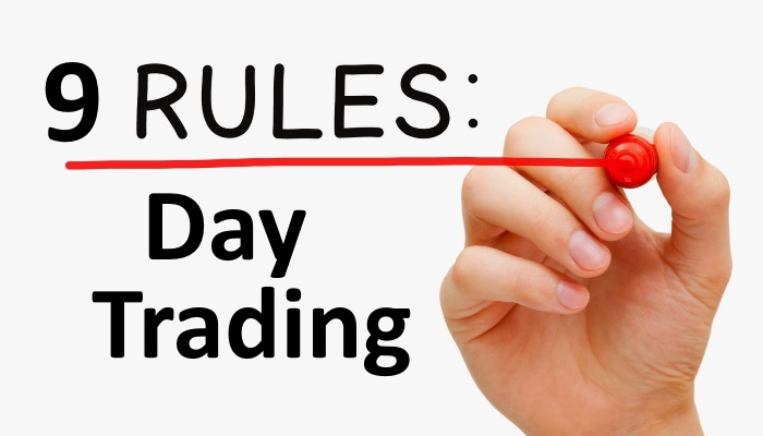 9 Day Trading Rules that Makes a Successful Trader