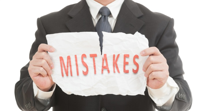 Trading Mistakes to Avoid