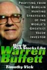 how to pick stocks like warren buffett books