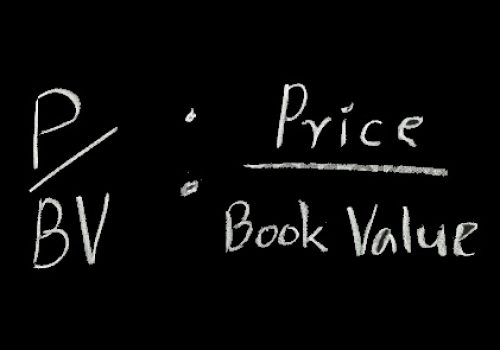 The Price to Book Ratio