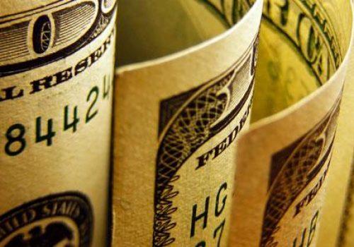 Price to cash flow ratio