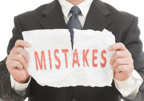 8 Common Trading Mistakes to Avoid