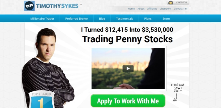 Timothy Sykes Review: Can A Fortune Be Made Trading Penny Stocks?
