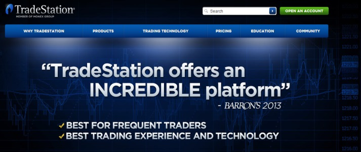 tradestation brokerage review